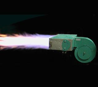 Air Heating Burner v2 Eclipse