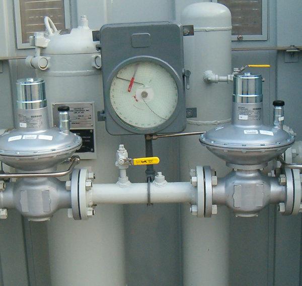 Pietro Fiorentini Dival 600 Gas Regulator