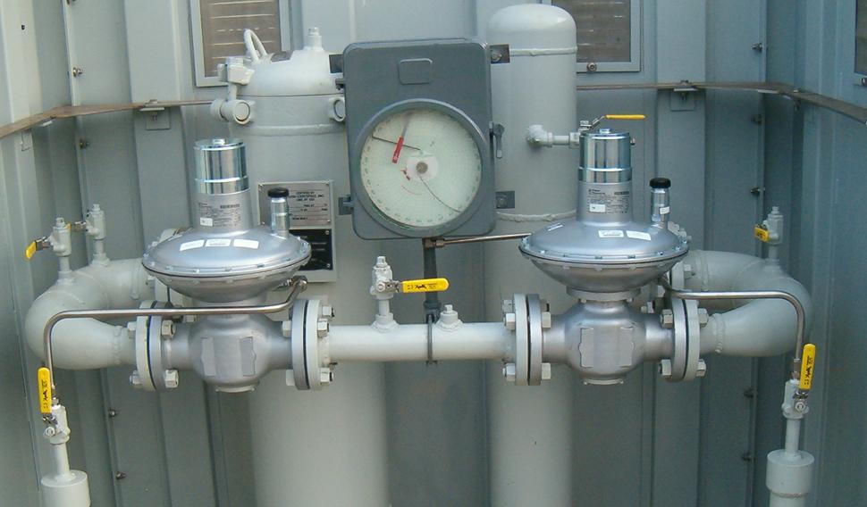 Pietro Fiorentini Dival 600 Gas Regulator Marshall W