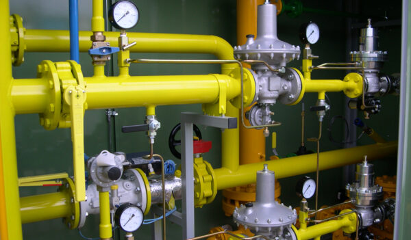 Dival 600 Gas Regulator Application