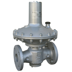 Dival 600 Gas Regulator