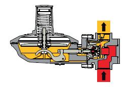 Dival 500 Gas Regulator