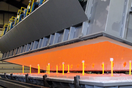 Market - Heat Treating Industry