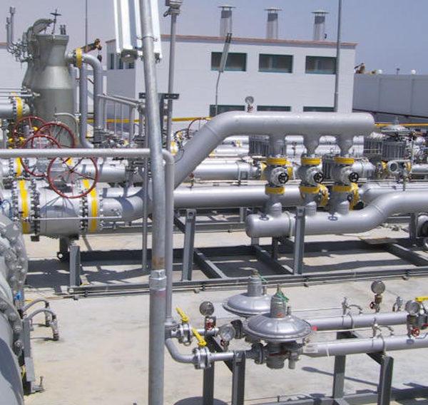 Norval Gas Pressure Regulator Application