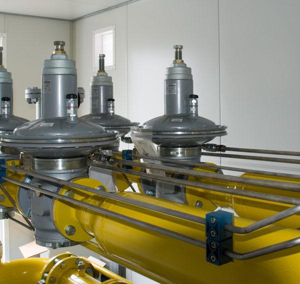 Pietro Fiorentini Norval Gas Pressure Regulator Application