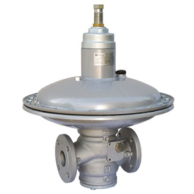 Norval Gas Pressure Regulator