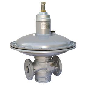 Norval Gas Pressure Regulator