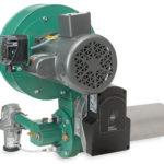 RatioMatic Eclipse Gas Burner Honeywell v5