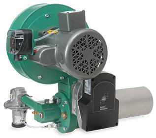 Honeywell Eclipse RatioMatic Gas Burner
