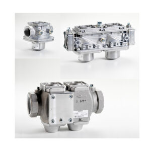 Siemens VG Series Valve Bodies VGG10, VGD20 and VGD40