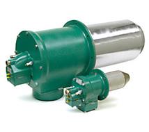 Linnox ULE Air Heating Gas Burner