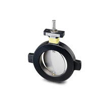 Siemens VKF Flanged Butterfly Valves