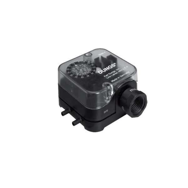 Dungs AA-A2 Air Pressure Switch Barb Hose Connection