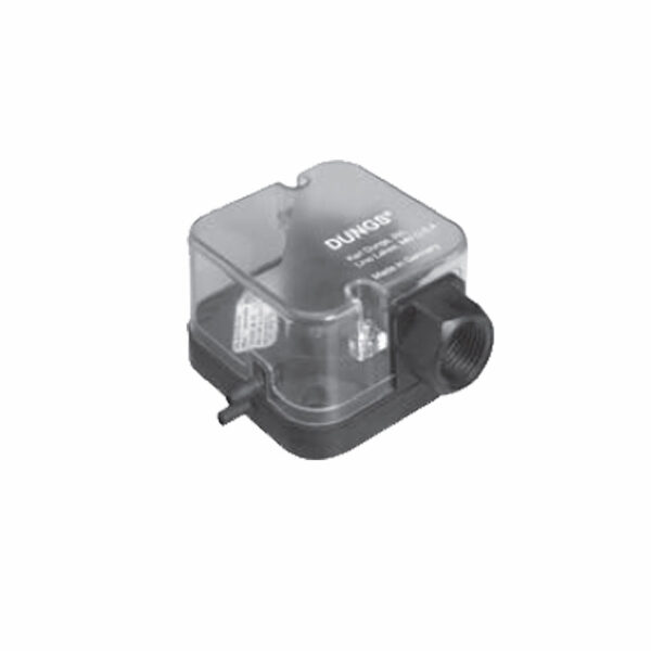 Dungs Air Pressure Switch AA A1 NEMA 12