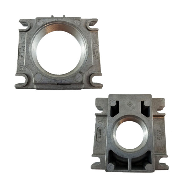 Dungs DMV Flanges NPT Sizes