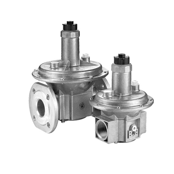 Dungs FRS Gas Pressure Regulators FRS 705/6 Series NPT Threaded and 5xxx DN Flanged sizes