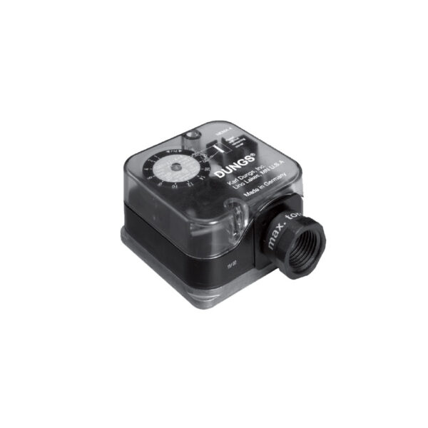 Dungs G-A2 Manual Gas Pressure Switch