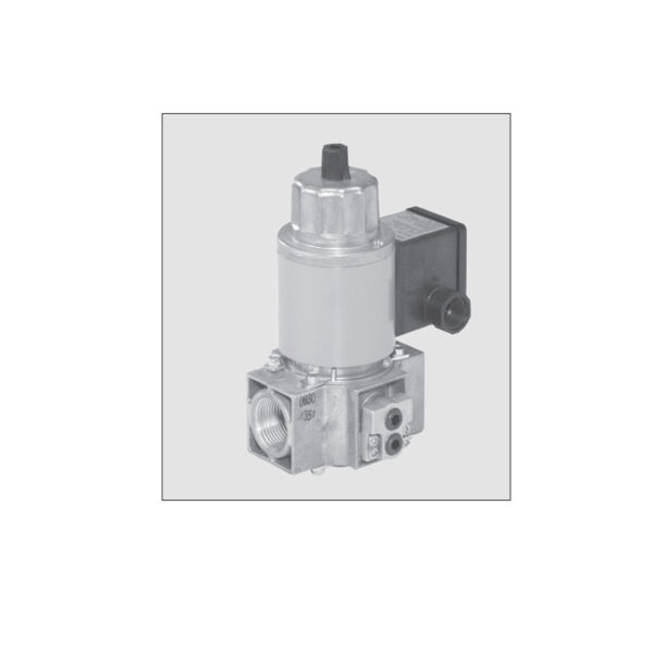 Dungs MV DLE Single Solenoid Shutoff Valve NPT 6 Series