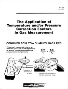 Application of Temperature Pressure Correction Factors in Gas Measurements