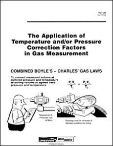 Application of Temperature Pressure Correction Factors in Gas Measurements
