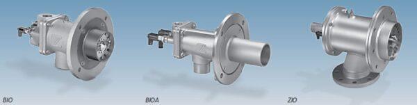 Honeywell Kromschroder ZIO Gas Burner Models: BIO ZIO