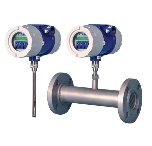 Fox Thermal Model FT3 Flow Meter