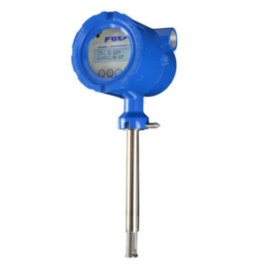 Fox Thermal Model FT4A Thermal Flow Meter