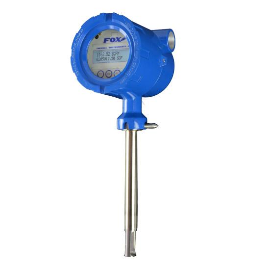 Fox Thermal Model FT4A Thermal Flow Meter