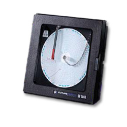 Future Design Controls DR5000 Circular Chart Recorder Thermal