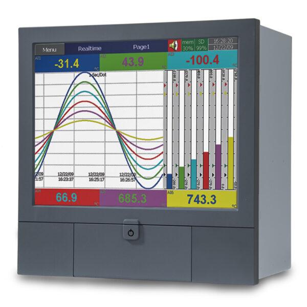 Future Design Controls PR Series Recorders