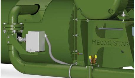 Hauck MegaStar Packaged High Efficiency Multi-Fuel Burner