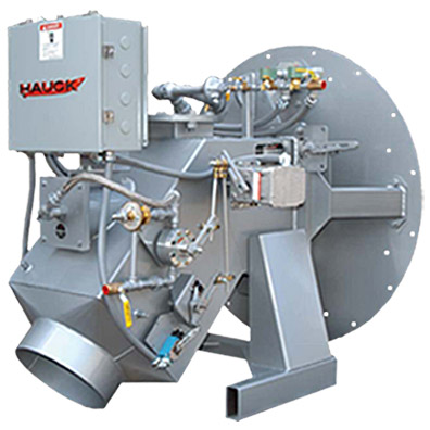 Hauck StarJet Open-Fired Multi-Fuel Burner