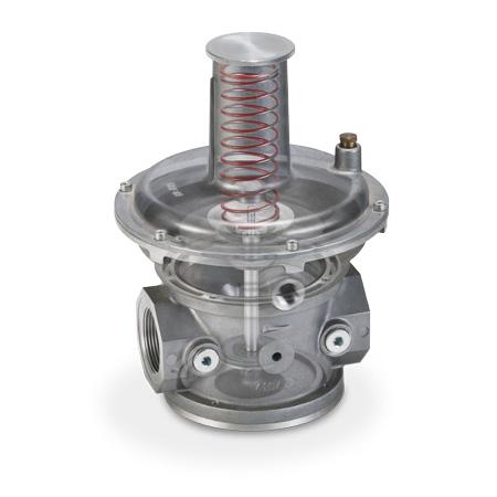 Honeywell Kromschoder Gas pressure regulators VGBF cut out