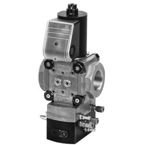 Honeywell Kromschroder VAH Flow Regulator Built-in Solenoid Valve
