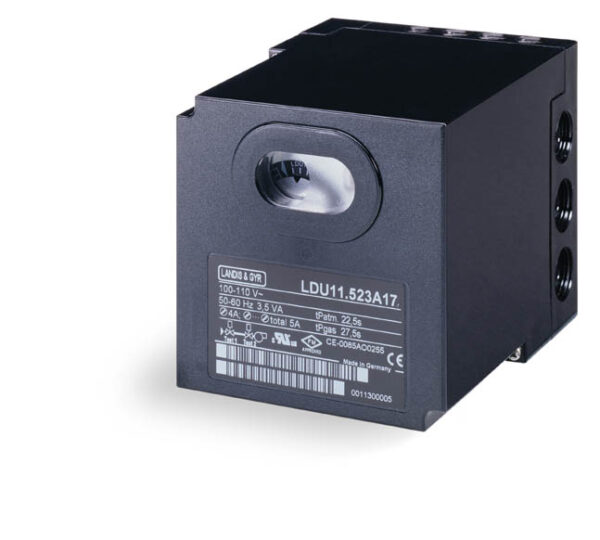 Siemens LDU Valve Proving System