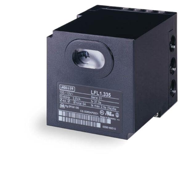Siemens LFL1.335 Flame Safeguard