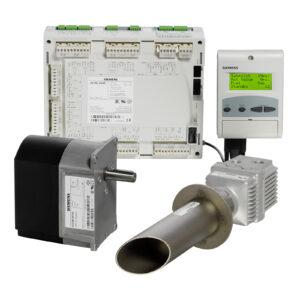 Siemens LMV5 Linkageless Burner Management System