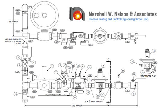 Marshall W. Nelson 2D Modeling AutoCAD Engineering
