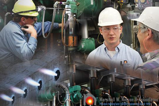 Marshall W. Nelson Burner Management Solutions