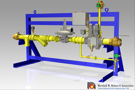 Marshall W. Nelson 3D Modeling Engineering Services