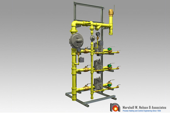 Marshall W. Nelson 3D Modeling AutoCAD Engineering