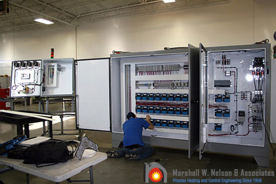 Industrial Custom Control Panel Application