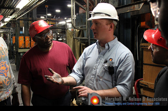 Combustion System and Process Heating Training
