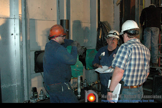 Industrial Burner Management System Training