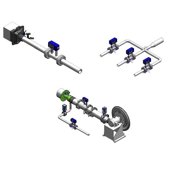 Maxon Smartlink Meters in Applications