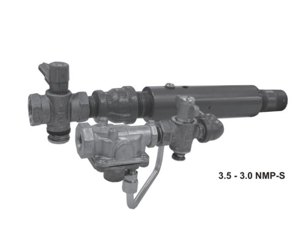 Nozzle Mixing Pilots Industrial applications