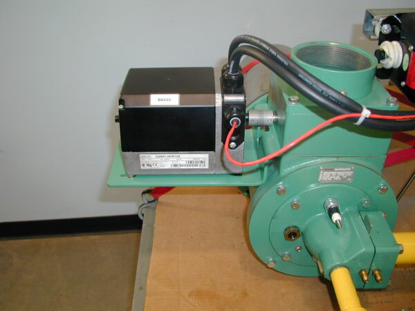 Siemens SQM5 Actuator Application Photo