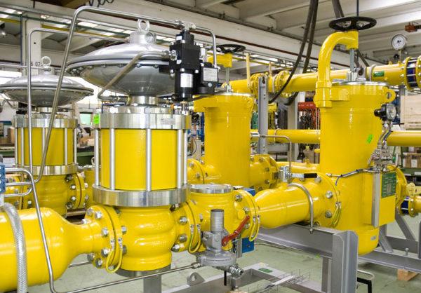 Pietro Fiorentini Pilot Operated-Gas-Pressure Regulator Reva 182