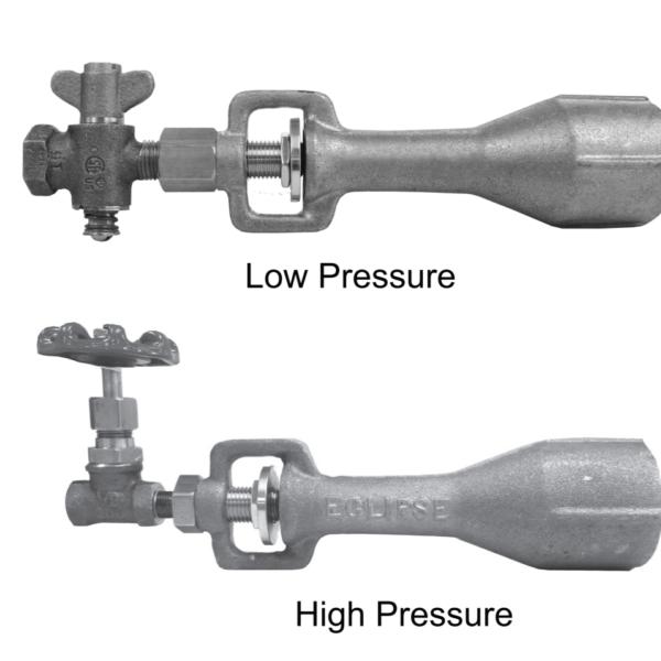 Pilot Mixers Low High Pressure
