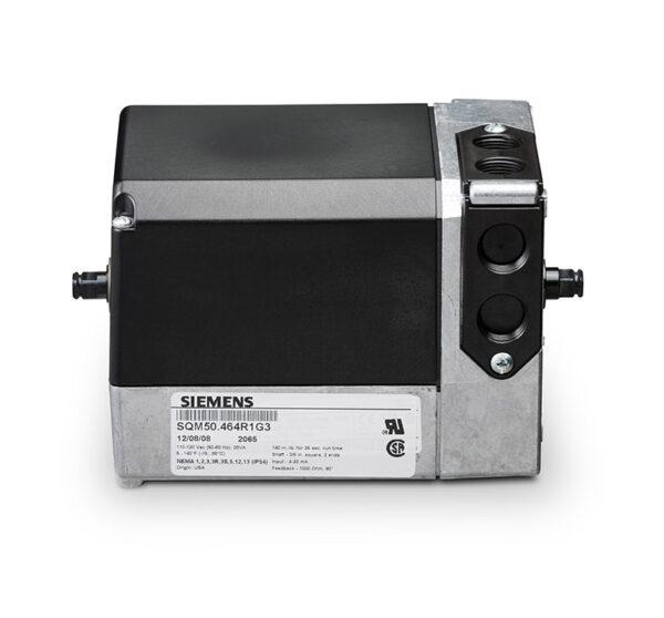 Siemens SQM5 Actuator Combustion Control